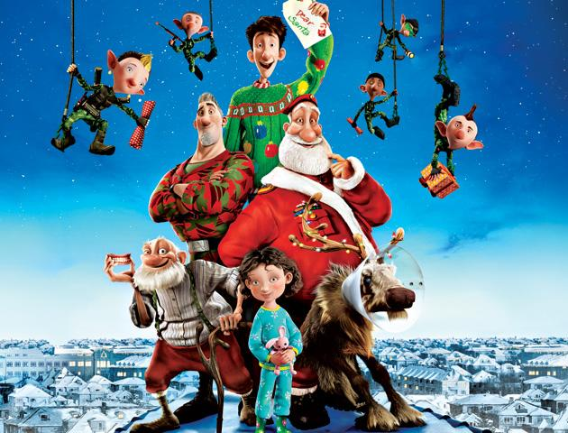 Yahoo! Movies Giveaway: 'Arthur Christmas' DVD