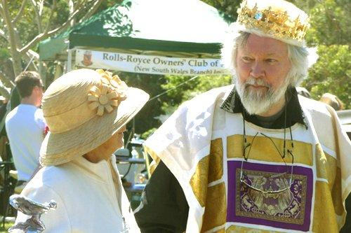 Paul Delprat is the Prince of the Principality of Wy.
