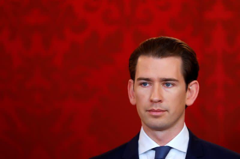 German Greens cringe at Austrian peers' coalition deal with Kurz
