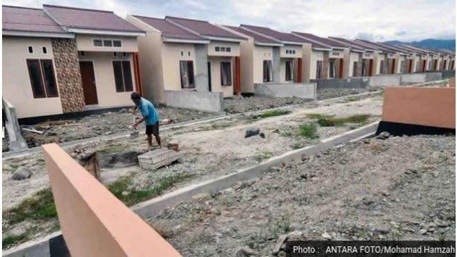Wapres Ma'ruf Amin: Warga Berpenghasilan Rendah Masih Sulit Beli Rumah
