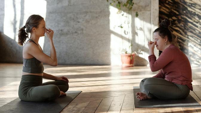 Latihan Pernapasan untuk Hilangkan Stres (Photo by Cliff Booth from Pexels)