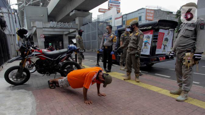 TNI Polri Dukung Penegakan Hukum Protokol Kesehatan Lewat Aturan Kearifan Lokal