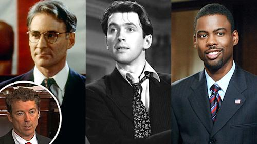 Hollywood's Five Best Political Speeches (Thanks for the Idea, Rand Paul!)