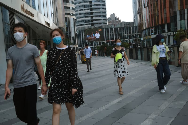 COVID-19 strain in Beijing outbreak may have come from Southeast Asia - Harvard study