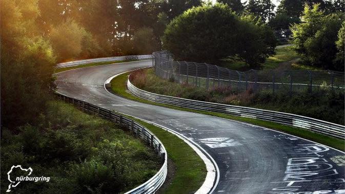 Sirkuit Nurburgring Jerman (istimewa)