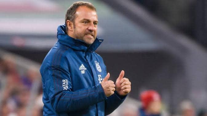 Pelatih interim Bayern Munchen, Hansi Flick. (dok. Bundesliga)