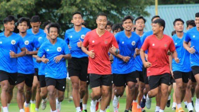 Timnas Indonesia U-19 berlatih di Kroasia