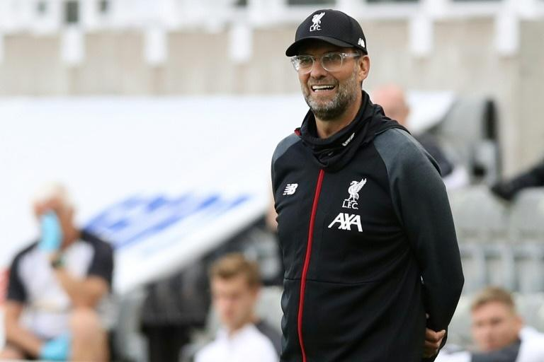 'No chance': Klopp rules out Liverpool move for Messi