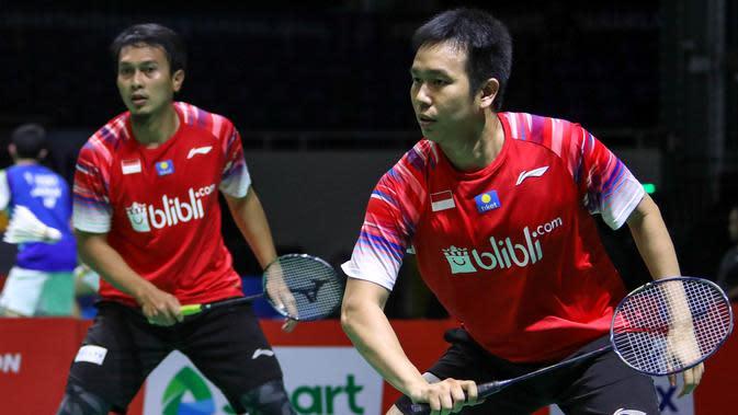 Jadwal Pertandingan PBSI Home Tournament Sektor Ganda Putra, 24-26 Juni 2020