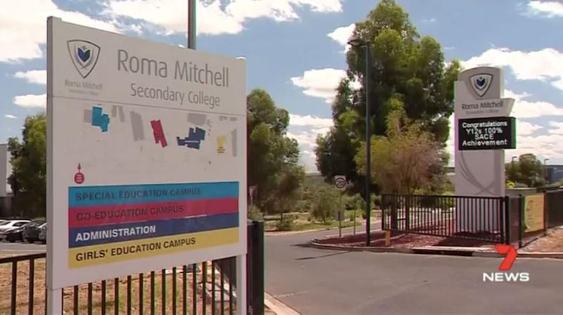 Six students hospitalised after mystery substance released in prank