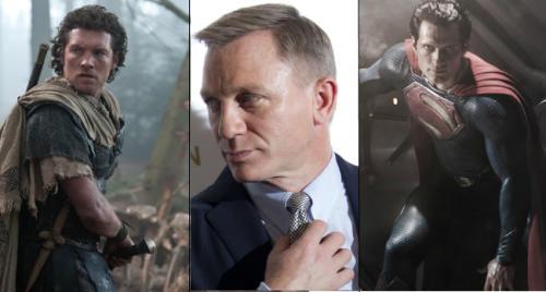 Daniel Craig beat Superman & Perseus to win 'Casino Royale' Bond role