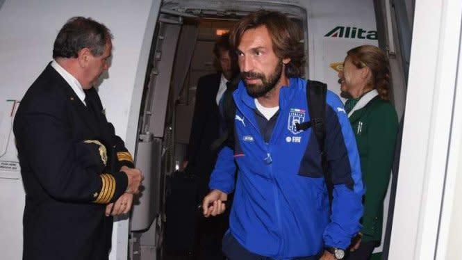 Canda Buffon Setelah Andrea Pirlo Ditunjuk Jadi Pelatih Juventus