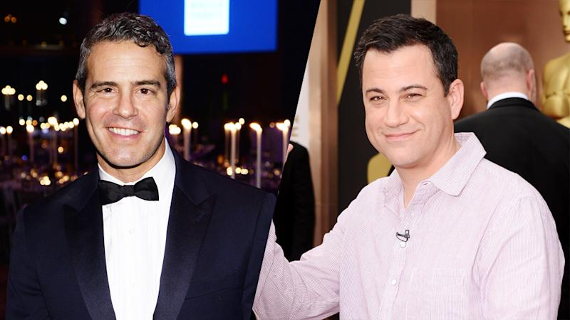 SXSW: Andy Cohen, Jimmy Kimmel Take Road Trip to Austin