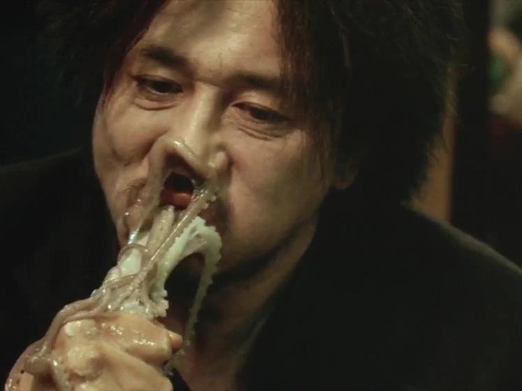 《原罪犯》生吃章魚