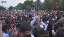 不忍了!多位泰國明星霸氣力挺反政府