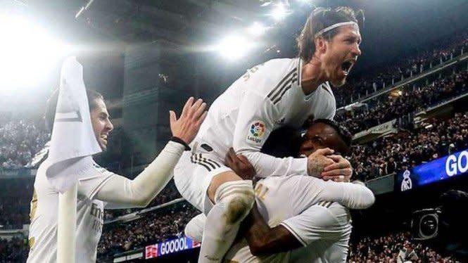 Fans Madrid Benci Jersey Anyar Los Blancos untuk Musim 2020/2021