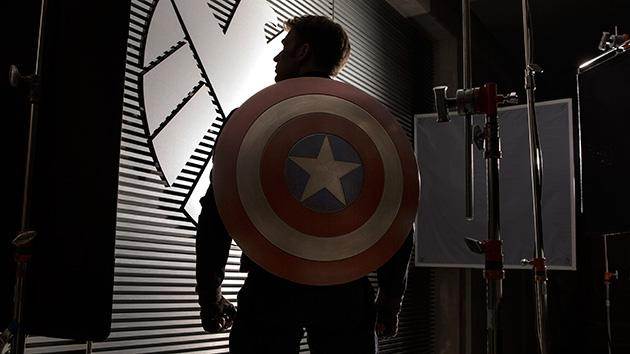U.S.A.! Marvel Begins Production on 'Captain America' Sequel