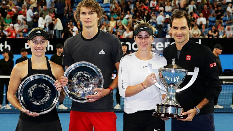 Hopman Cup axed after 31 years for new ATP Cup