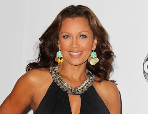 "FILE - This Sept. 24, 2012 file photo released by Starpix shows Vanessa Williams, a cast member in ABC's ""666 Park Avenue,"" in New York. On Wednesday, Feb. 19, 2014, Williams announced after the matinee performance of ""After Midnight,"" that she has signed up for a stint in the Broadway show celebrating Duke Ellington's years at the Cotton Club nightclub. She will start as a guest vocalist on April 1 and end May 11. (AP Photo/Starpix, Amanda Schwab, File)"