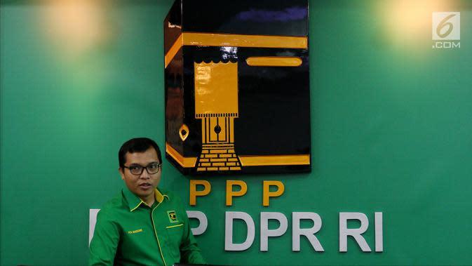Ini 5 Kandidat Ketua Umum PPP di Muktamar Tahun Depan