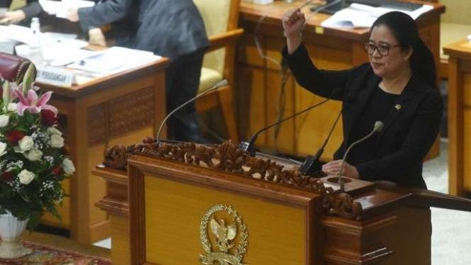 Pembelaan Pendukung Puan Terkait Mikrofon Mati di Rapat DPR