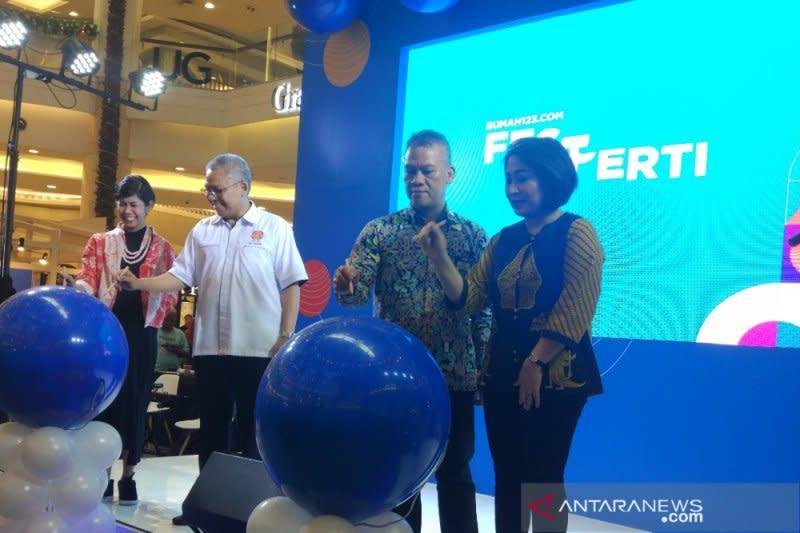 Sambut geliat pertumbuhan, Festival Properti Indonesia kembali digelar