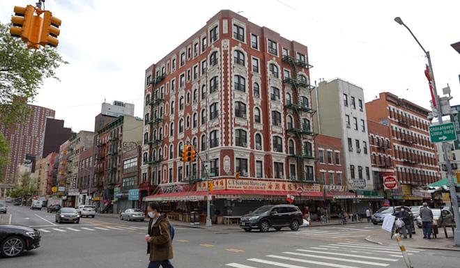 After the pandemic, Chinatown in New York will look very different, AABDC president John Wang says. Photo: DPA