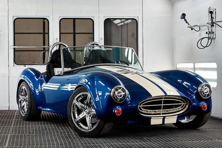 This Company Created the World's First 3D-Printed Shelby Cobra
