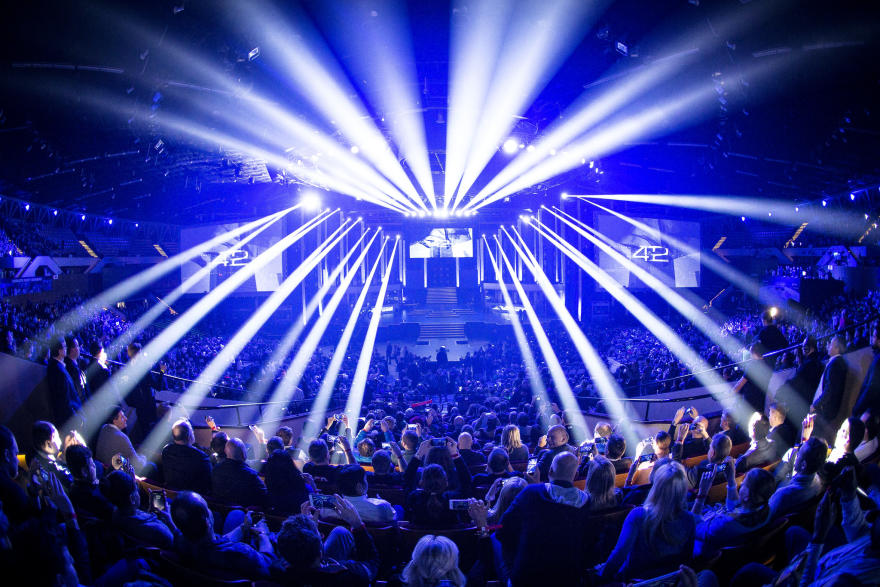 IEM Katowice will get the full virtual reality treatment (Patrick Strack/IEM)