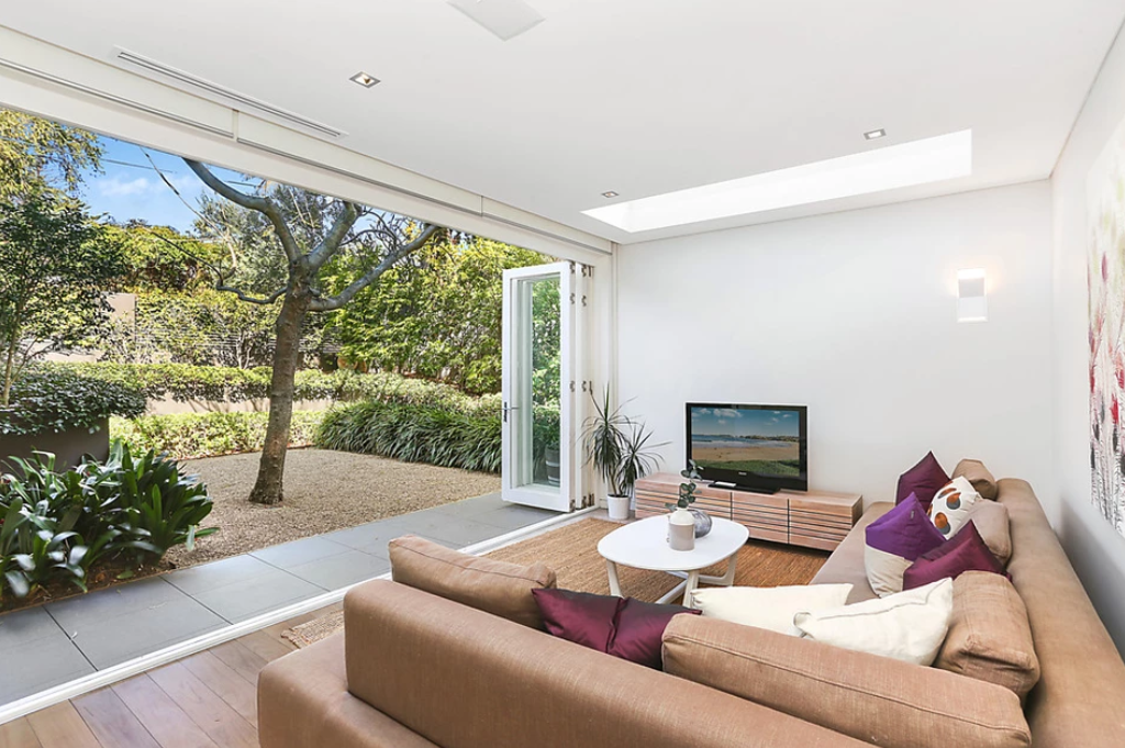 <p>There's plenty of space for a family with children. <br />Photo: Ray White Double Bay </p>