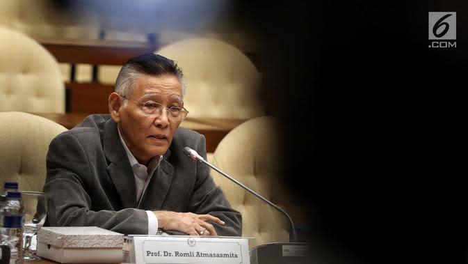 Pakar Hukum Nilai UU Cipta Kerja Pangkas Potensi Korupsi di Birokrasi
