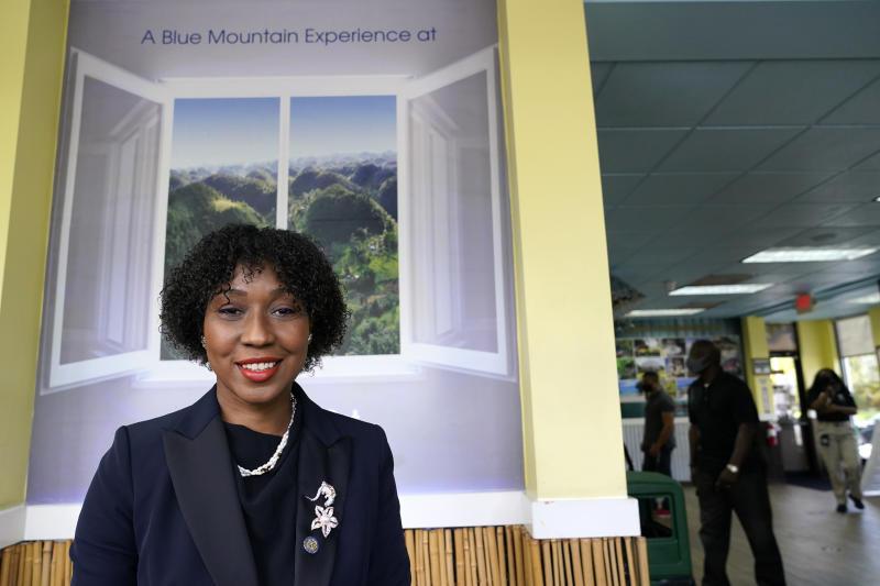 Election 2020 Florida Jamaican Voters