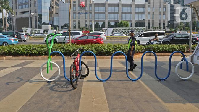 Aturan Sudah Terbit, Kemenhub Himbau Pengelola Gedung Sediakan Tempat Parkir Sepeda