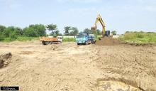 南市環保局監督學甲農地填埋爐碴案清理進度