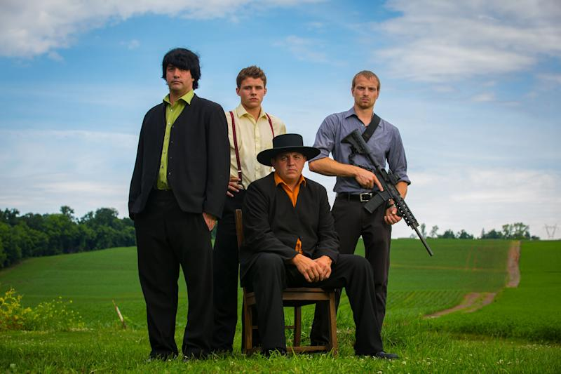 'Amish Mafia' Exclusive Sneak Peeks: Bad Cameras, Big Kisses