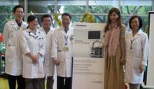 志玲姊姊捐贈支氣管鏡系統 台大病童受惠