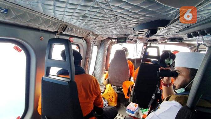 Wali Kota Bengkulu Pantau Samudra Hindia dengan Helikopter, Ada Apa?