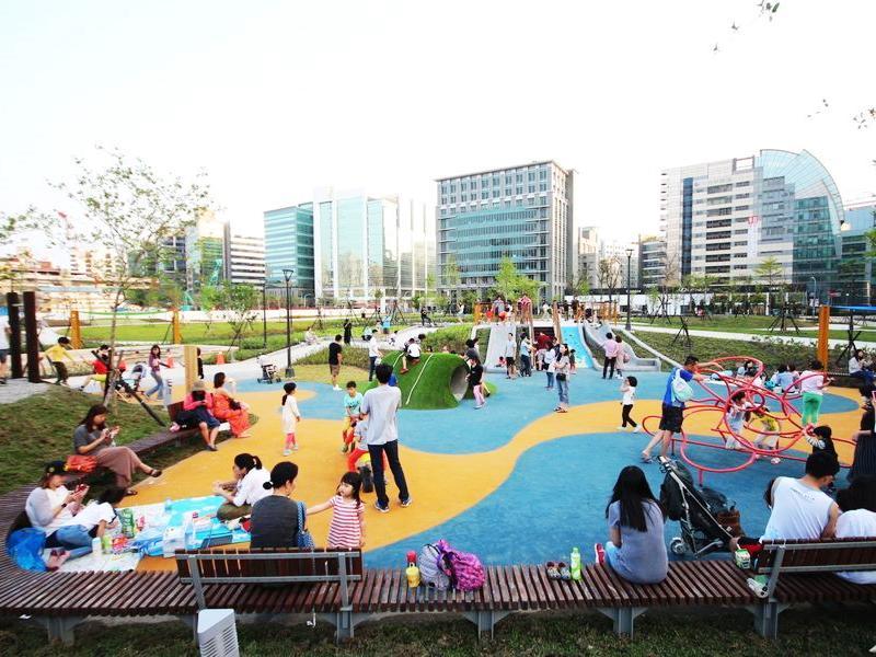 大港墘公園