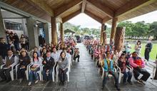 蔡總統參訪「布農族文化館」 盼年輕族人參與部落事務