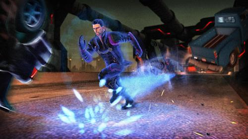 "This undated publicity photo released by Deep Silver/Volition Inc. shows a scene from the video game, ""Saints Row IV."" (AP Photo/Deep Silver/Volition Inc.)"