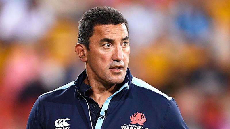 Daryl Gibson another victim of Waratahs' season from hell