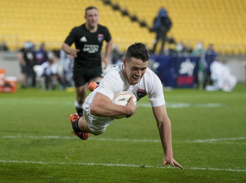 Virus Outbreak New Zealand Rugby