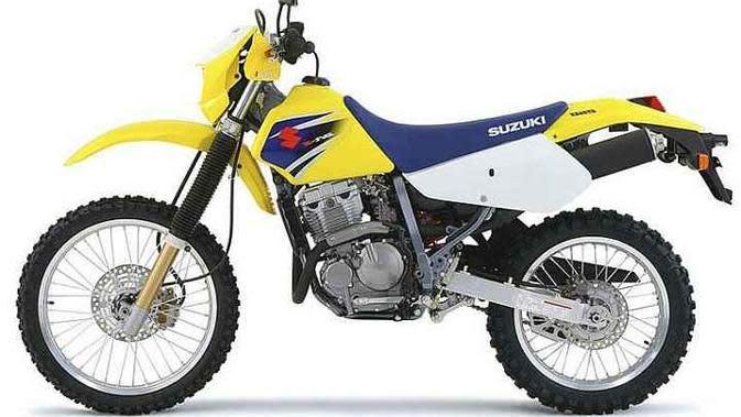 Karburator Tetap Jadi Andalan Suzuki DR-Z250, Tenaga Melonjak