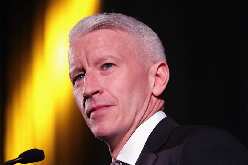 CNN Formalizes New Anderson Cooper Hour In Prime-Time