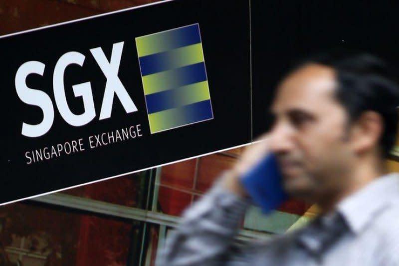 Saham Singapura untung beruntun, Indeks Straits Times naik 0,36 persen