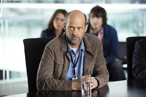 "This TV image released by ABC shows Anthony Edwards in a scene from ""Zero Hour."" Edwards plays Hank Galliston, a magazine publisher who descends into an historical mystery after his wife is kidnapped. ""Zero Hour,"" premieres Feb. 14, 2013 on ABC. (AP Photo/ABC, Phillippe Bosse)"