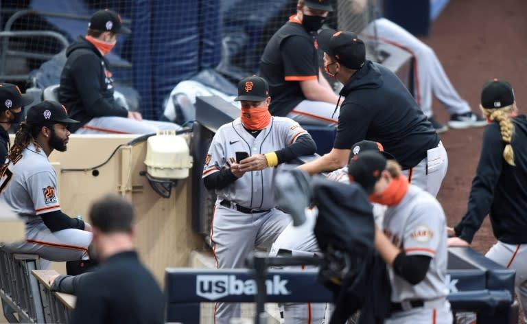 Giants, Padres return after MLB finds false positive case