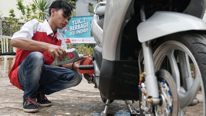 Oli Mesin Diesel Dipakai untuk Motor Matik, Amankah?