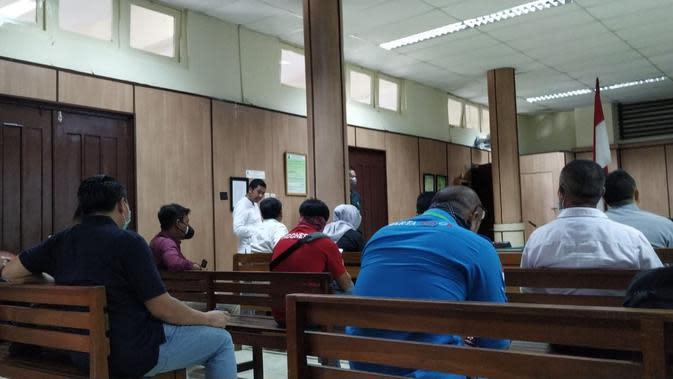 Hakim dan Pegawai Positif Covid-19, PN Jakarta Utara Ditutup Sepekan