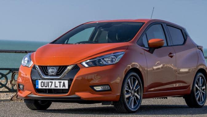 Renault Bertugas Mengembangkan dan Merakit Nissan March Terbaru